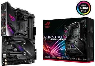 Asus ROG Strix X570-E Gaming AM4 ATX-emolevy