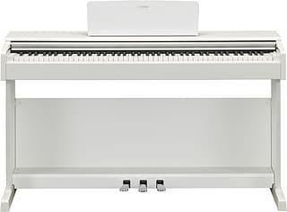 Yamaha YDP-144WH -digitaalipiano, valkoinen