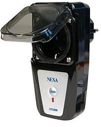 Nexa LGDR -kaukovirrankatkaisin ulkokäyttöön