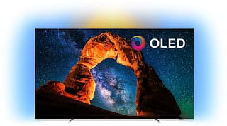 """Philips 55OLED803 55"""" Smart Android 4K Ultra HD OLED -televisio"""