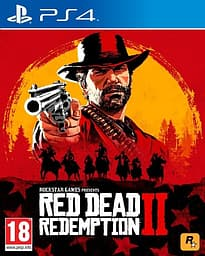 Red Dead Redemption 2 -peli, PS4