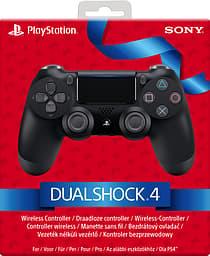 Sony DualShock 4 v2 - Gift Wrapped -peliohjain, Black, PS4