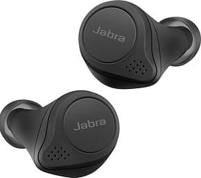 Jabra Elite 75t -Bluetooth-kuulokkeet, musta