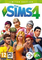 The Sims 4 - Limited Edition PC-peli