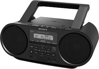 Sony ZS-RS60BT -CD-radio