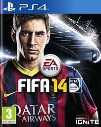 FIFA 14 -peli, PS4