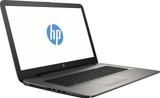 "HP Notebook 17-y006no 17,3"" -kannettava Win 10, hopea"