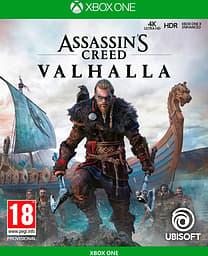 Assassin's Creed: Valhalla -peli, Xbox One