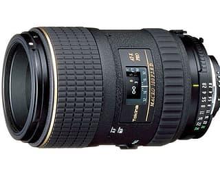 Tokina AT-X 100mm F/2.8 Macro Nikon AF Pro D
