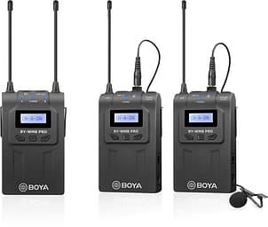 Boya BY-WM8 Pro K2 -mikrofonijärjestelmä