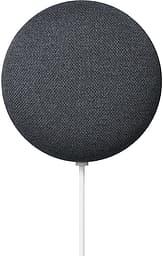 Google Nest Mini -älykaiutin, antrasiitti