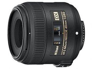 Nikon AF-S DX Micro NIKKOR 40 mm f/2.8G