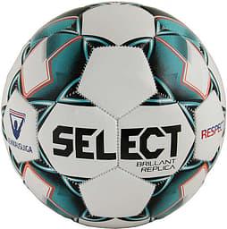 Select Veikkausliiga Replica -jalkapallo, valkoinen, koko 5