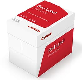 Canon Red Label Superior A4 / 90 g -kopiopaperi, 4x500 arkin pakkaus