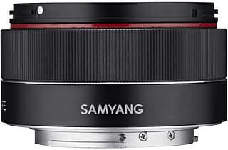 Samyang AF 35 mm F2.8 -objektiivi, Sony FE