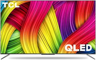 "TCL 55C715 55"" 4K Ultra HD Smart QLED -televisio"