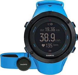 Suunto Ambit3 Peak Sapphire Blue HR GPS-kello sykevyöllä