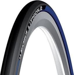 """Michelin Lithion 2 sininen maantiepyörän rengas, 28"""" 622 x 23"""