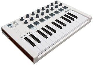 Arturia Minilab MK II -MIDI-koskettimisto