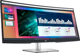 """Dell Pro 34 P3421W 34"""" WQHD -näyttö"""