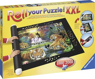 Ravensburger Roll your Puzzle XXL -palapelimatto, 1000-3000 palaa