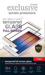 Insmat Full Screen -panssarilasi, OnePlus 5T, musta