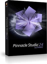 Pinnacle Studio 24 Ultimate -videoeditointiohjelmisto, DVD