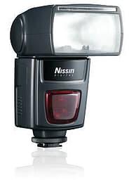 Nissin Di622 Mark II salamalaite, Canon