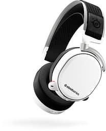 Steelseries Arctis Pro Wireless -pelikuulokkeet, valkoinen