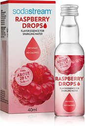 SodaStream Fruits Drops Raspberry, 40ml