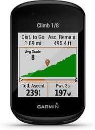 Garmin Edge 830 -GPS-pyörätietokone