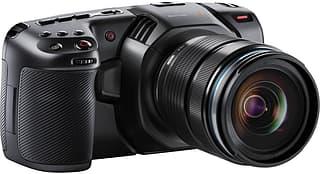 Blackmagic Pocket Cinema Camera 4K -videokamera