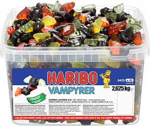 HARIBO Vampyyri -irtomakeinen, 2,62 kg