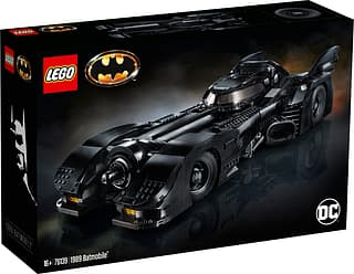 LEGO Super Heroes 76139 - 1989 Batmobile