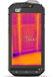 Caterpillar CAT S60 -Android-puhelin Dual-SIM, 32 Gt, musta