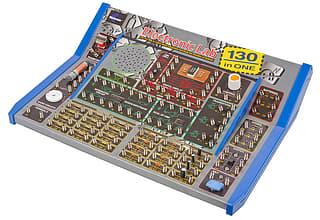 Maxitronix Electronic Lab MX906 130-in-1 sähkökoelaboratorio
