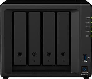 Synology DiskStation DS920+ -verkkolevypalvelin