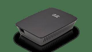 Linksys RE1000  Wireless-N Range Extender -WLAN toistin