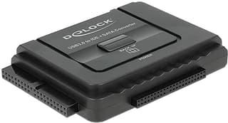 DeLOCK USB 3.0 adapteri IDE ja SATA -levyille