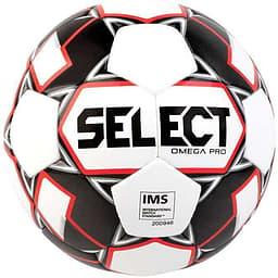 Select Omega Pro -jalkapallo, koko 5