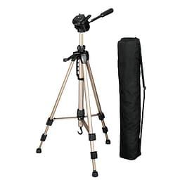 Hama Tripod Star 61 - kamerajalusta digi- tai videokuvaukseen
