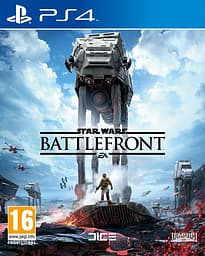 Star Wars - Battlefront -peli, PS4