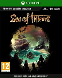 Sea of Thieves -peli, Xbox One