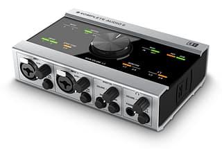 Native Instruments Komplete Audio 6 - äänikortti USB-väylään