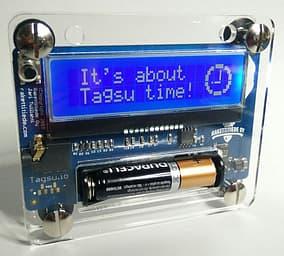 Tagsu -elektroninen nimilappu
