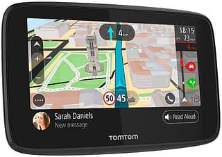 "TomTom GO 520 World 5.0"" -navigaattori"