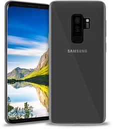 Wave-silikonisuoja, Samsung Galaxy S9, kirkas