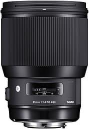 Sigma 85mm F1.4 DG HSM | Art, Canon