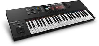 Native Instruments Komplete Kontrol S49 MKII MIDI-koskettimisto USB-väylään