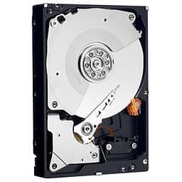 "WD Black 2 TB SATA 6 Gb/s 7200 RPM 64MB - 3,5"" kovalevy SATA-liitäntään"